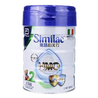 港版雅培Abbott 心美力二段(6-12个月)较大婴儿奶粉 900g (2 罐起发货)