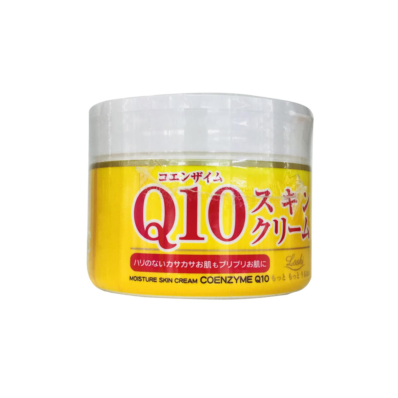 Loshi Q10再生素活肤霜 220g