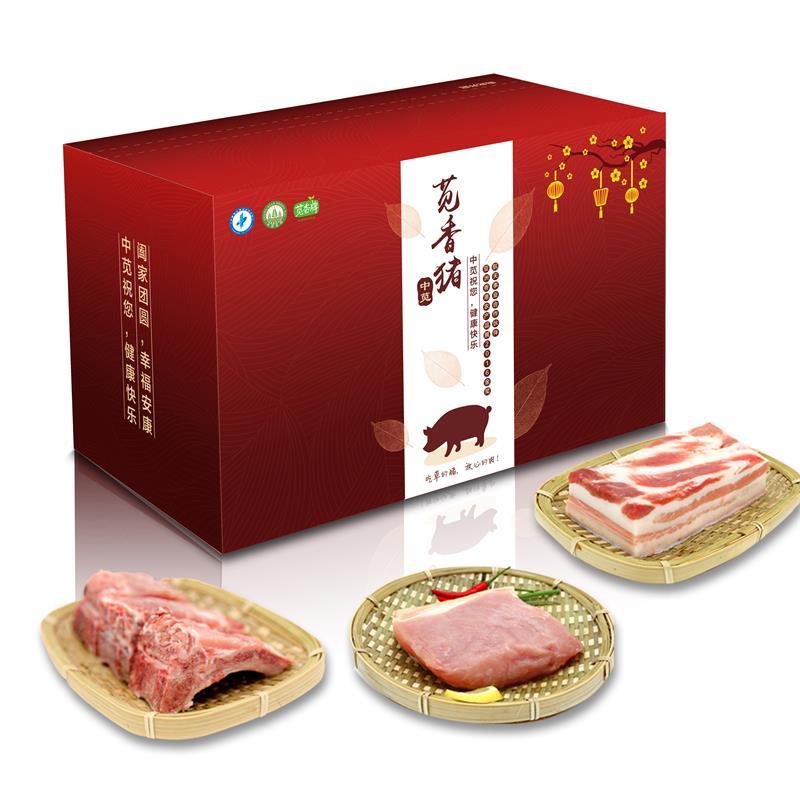 苋香牌 健康中国A套餐 - 礼盒装