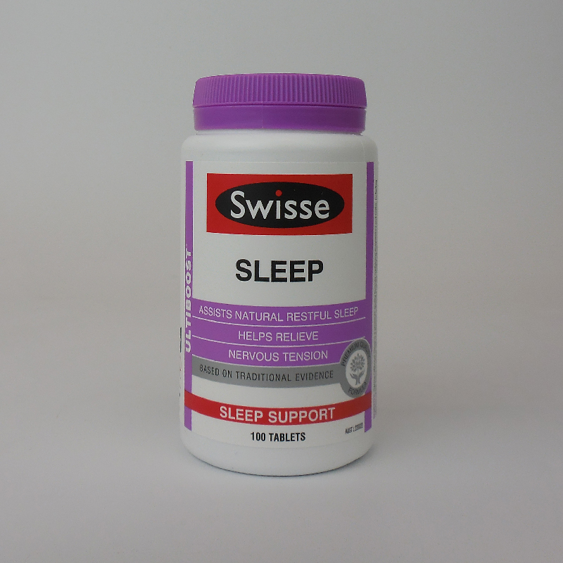 Swisse改善睡眠片100片