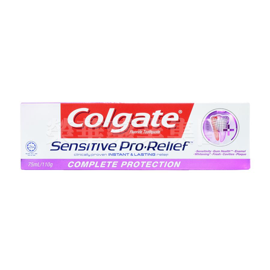 高露洁抗敏专家全面防护牙膏110克