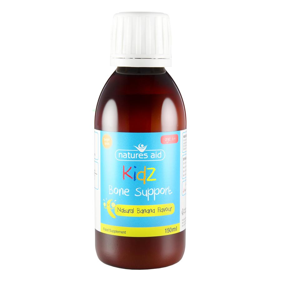 Natures Aid Kidz 维护骨骼液 150ml(6-12岁儿童)
