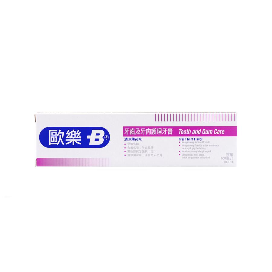 Oral B 牙齿及牙肉护理牙膏 100ML