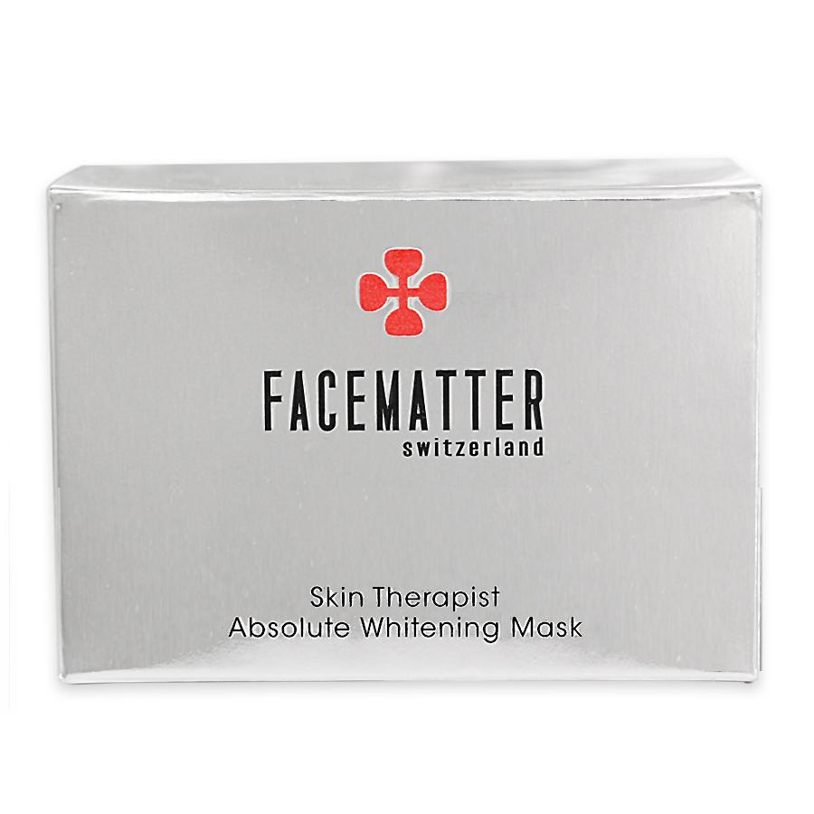 facematter 亮白无瑕面膜 50g