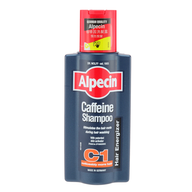 Alpecin 咖啡因洗发露 C1 250ml