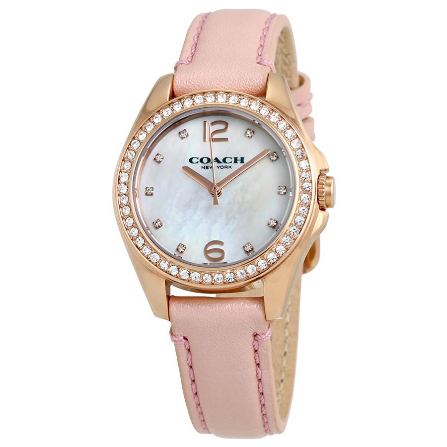 COACH 閃亮型女裝手錶