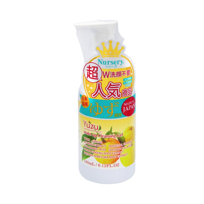 NURSERY 柚子味肌肤舒缓卸妆啫喱 180毫升
