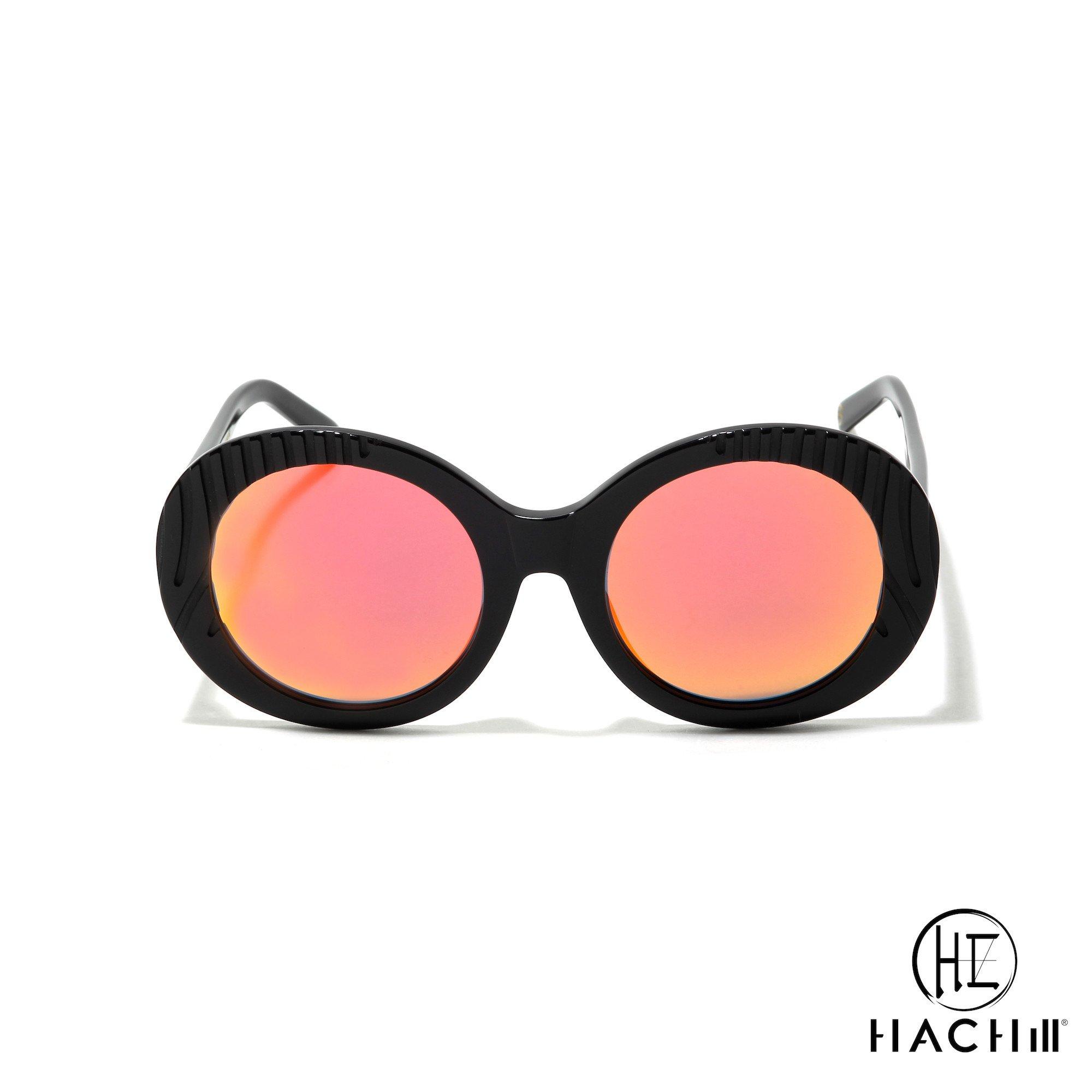 Hachill 太阳眼镜 HC8252S-C1 红色