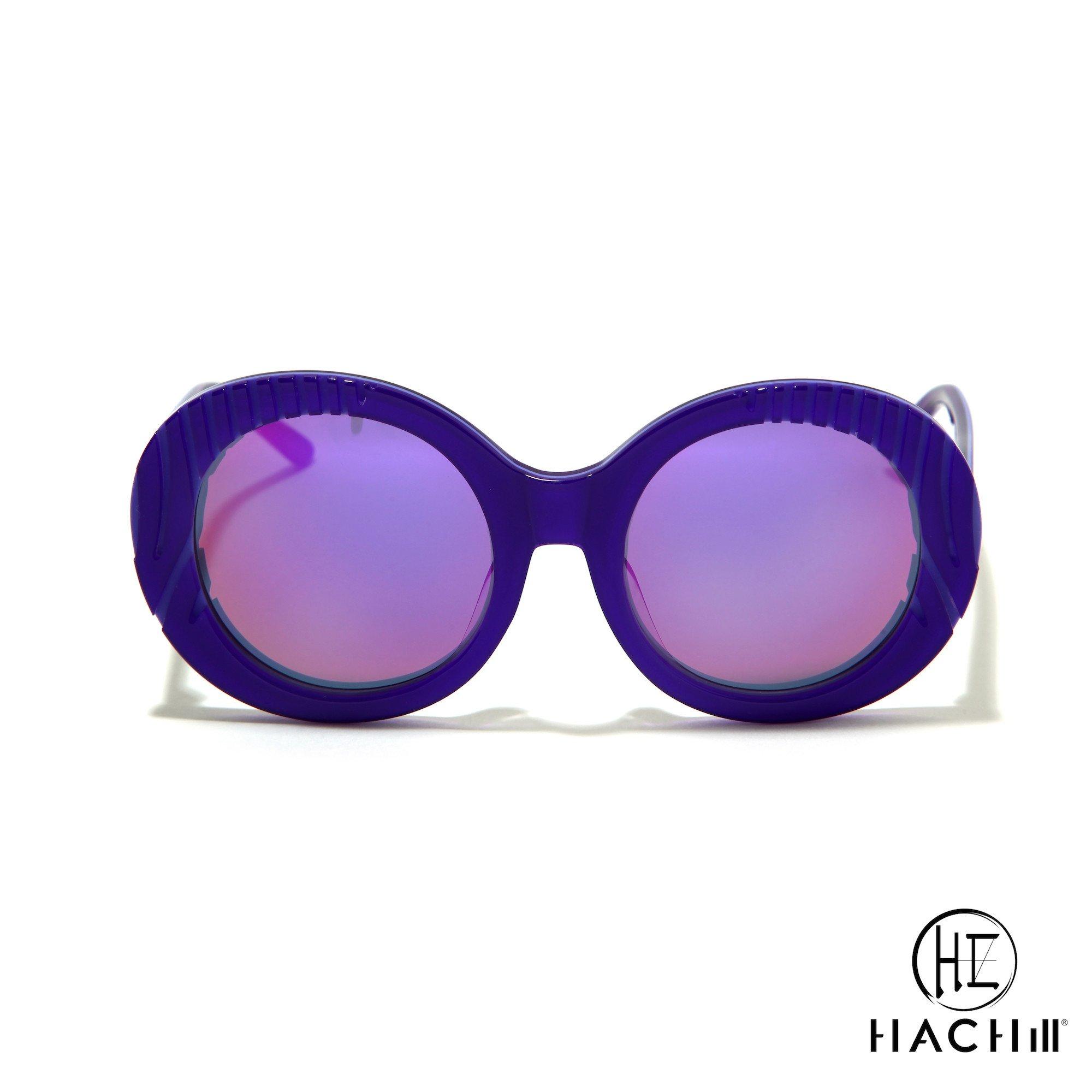 Hachill 太阳眼镜 HC8252S-C3 紫色