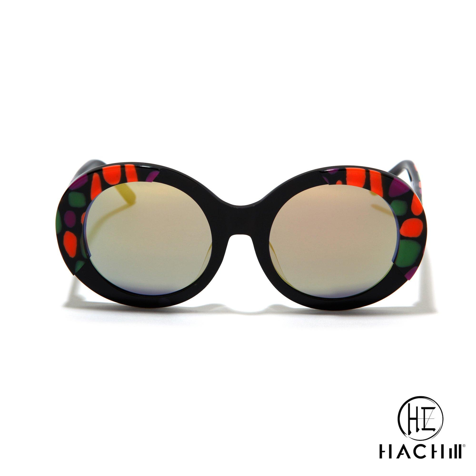 Hachill 太阳眼镜 HC8252S-C4 亮金色