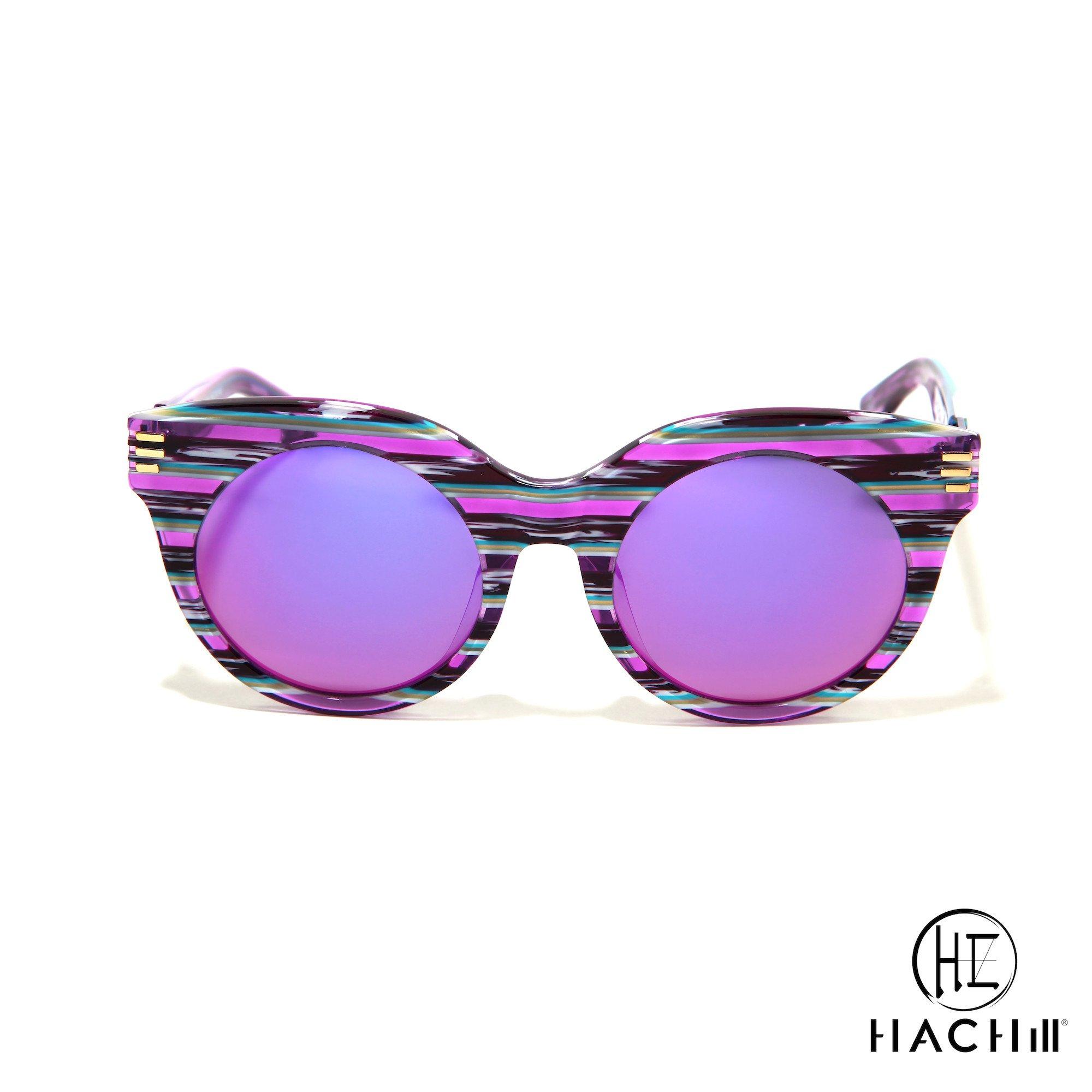 Hachill 太阳眼镜 HC8254S-C3 暗紫色
