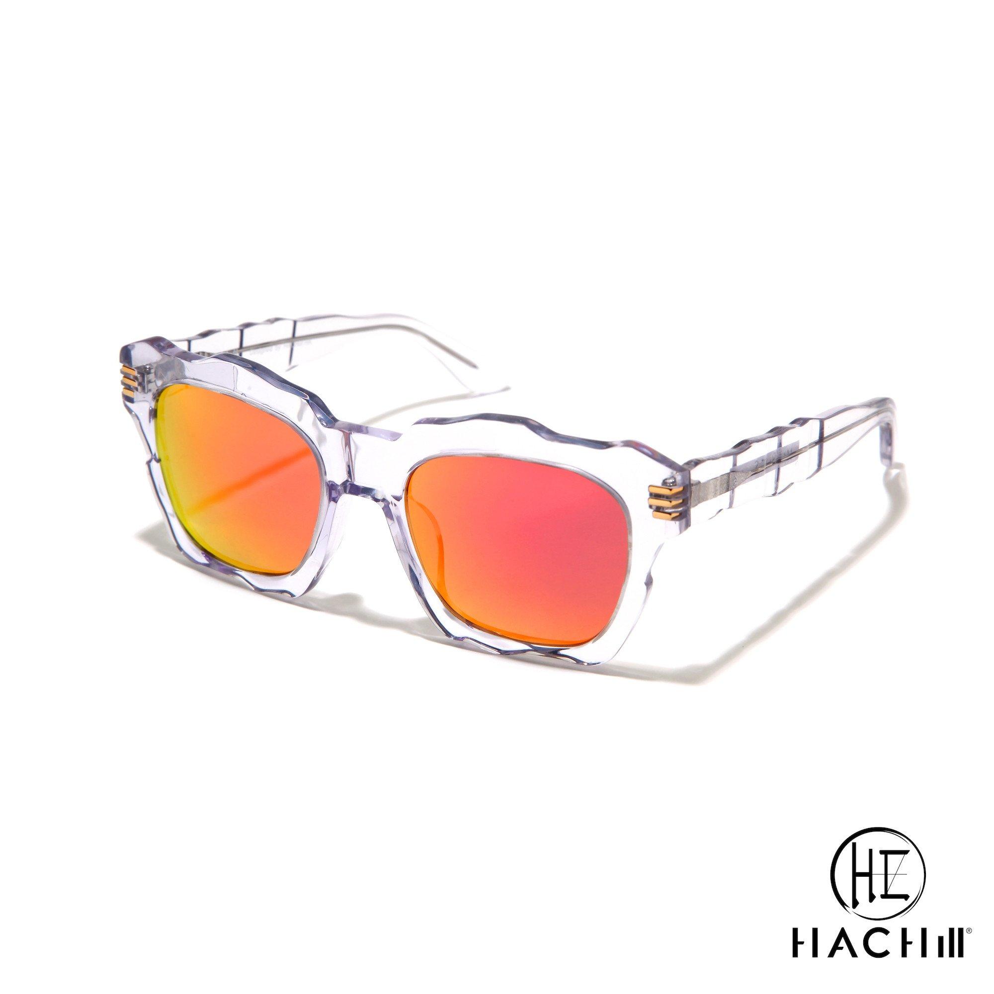 Hachill 太阳眼镜 HC8255S-C2 红色