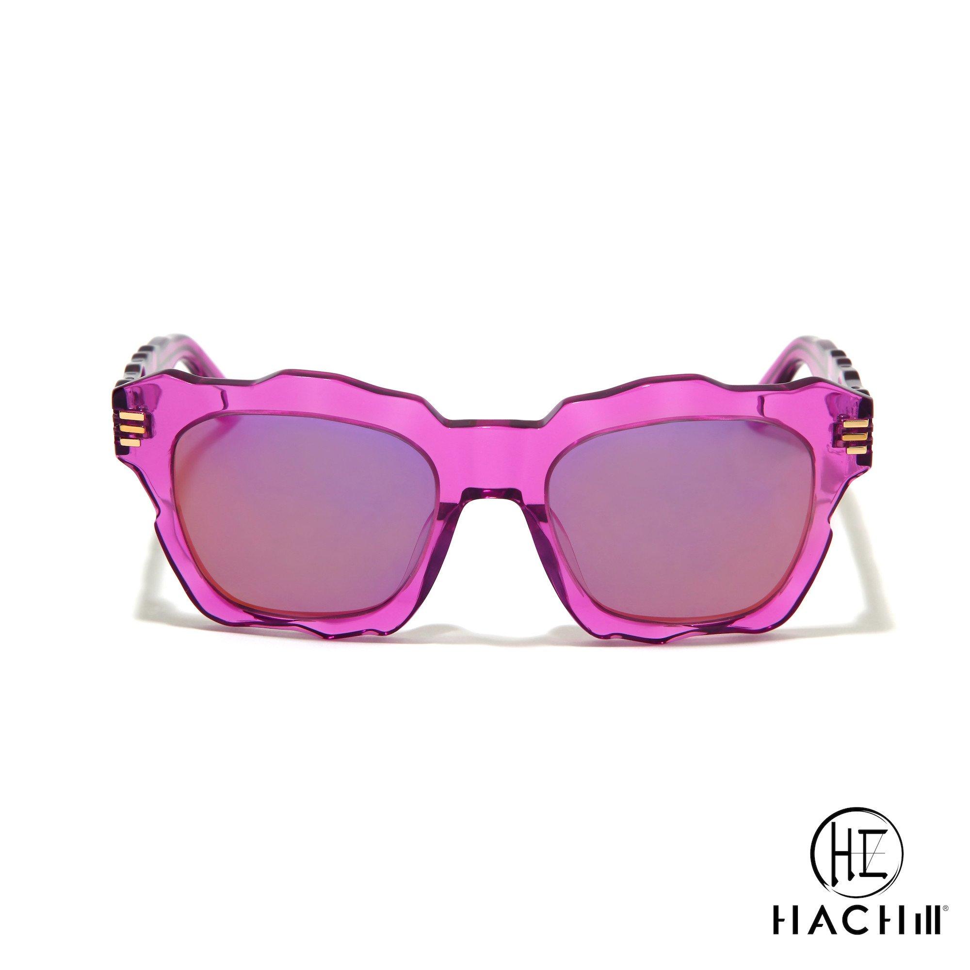 Hachill 太阳眼镜 HC8255S-C4 暗紫色