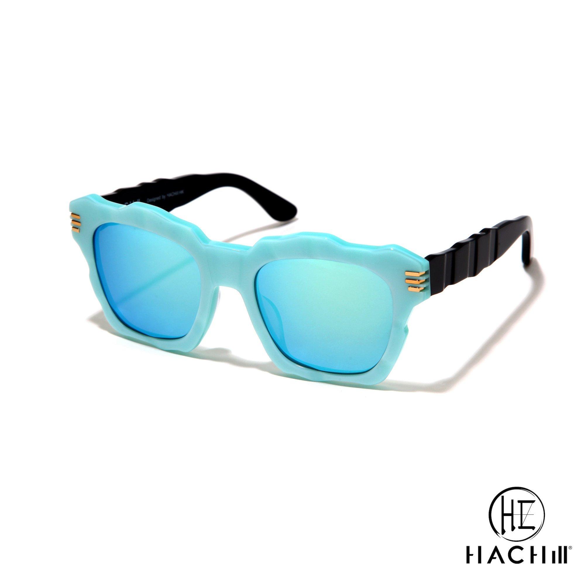Hachill 太阳眼镜 HC8255S-C5 浅蓝色