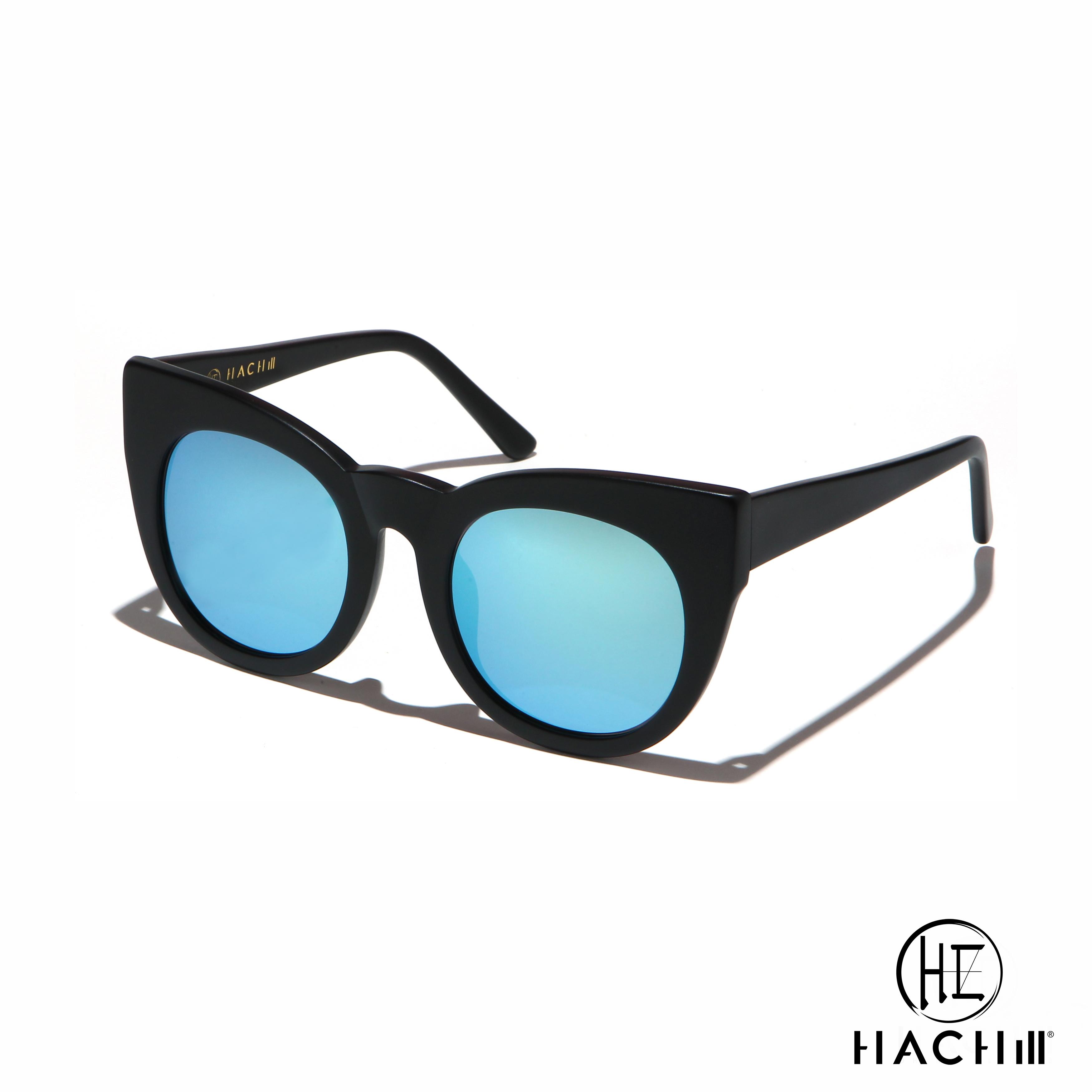 Hachill 太阳眼镜 HC8221S-C1 浅蓝色