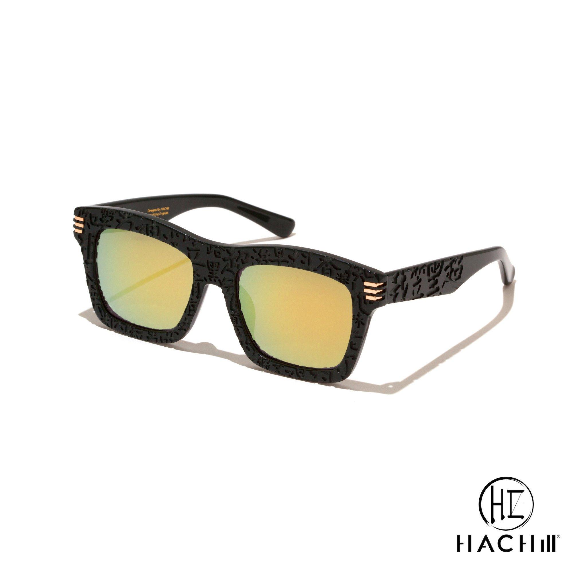 Hachill 太阳眼镜 HC4-2015-A-C3 亮金色
