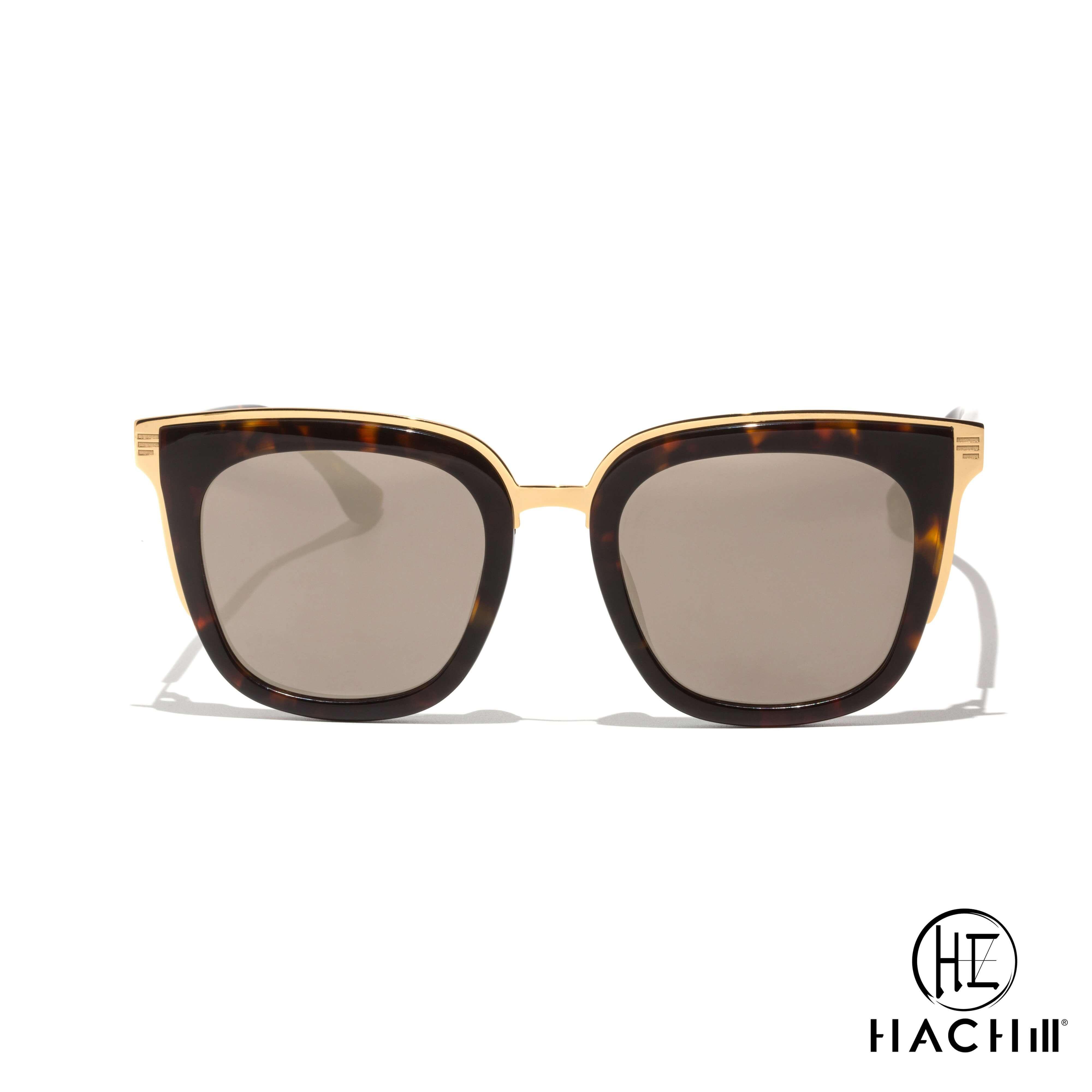 Hachill 太阳眼镜 HC8284S-C2 啡色