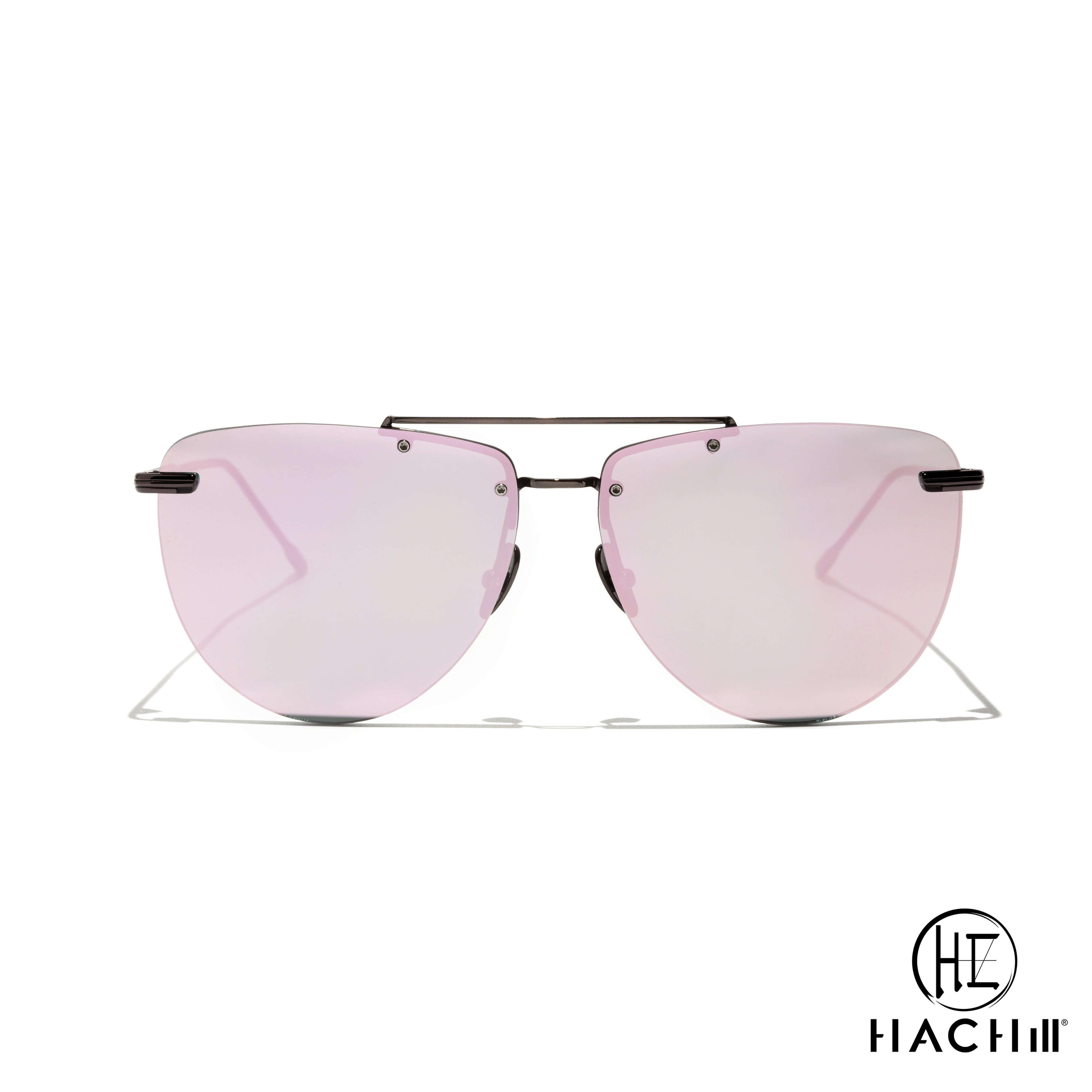 Hachill 太阳眼镜 HC8285S-C3 淡灰色