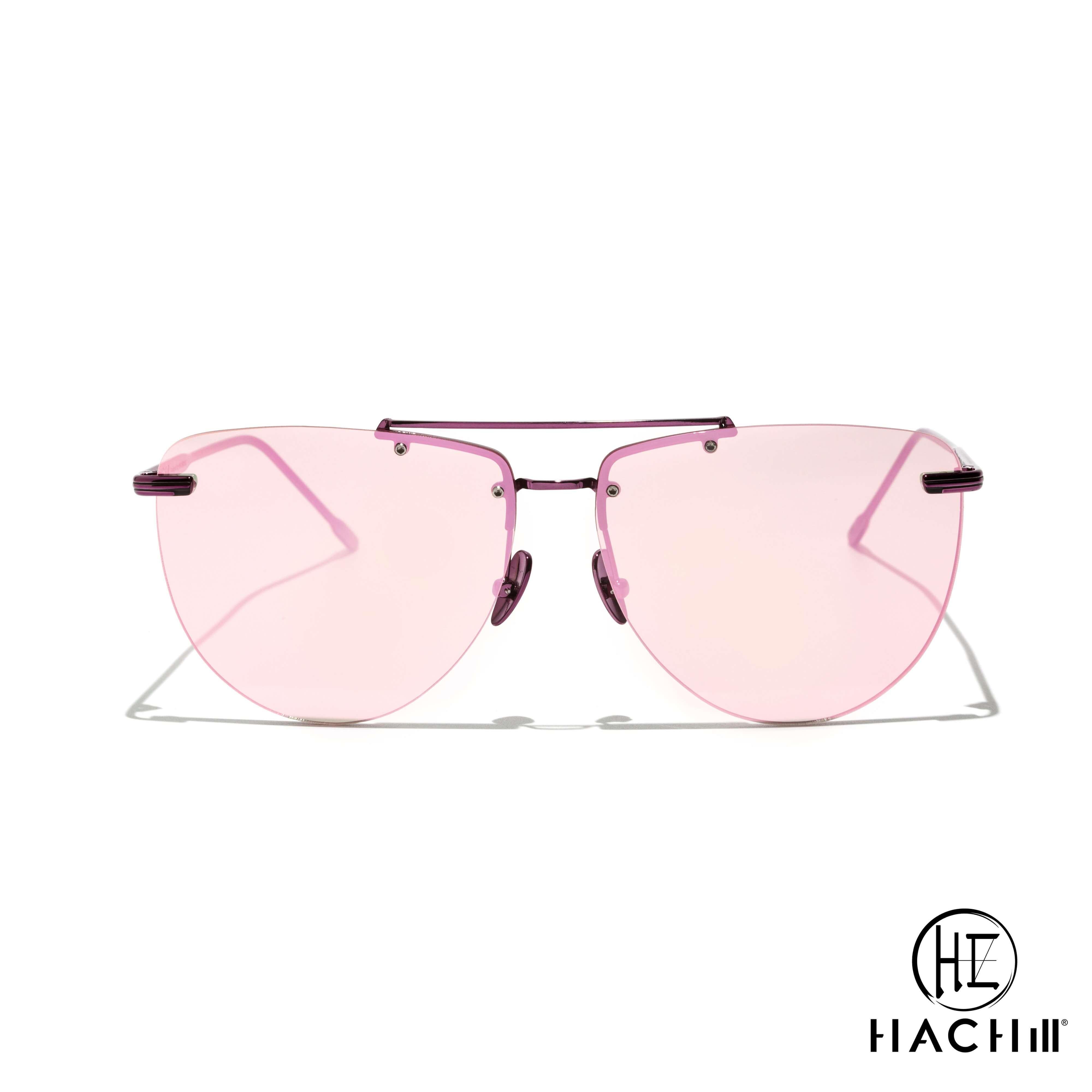 Hachill 太阳眼镜 HC8285S-C4 粉红色