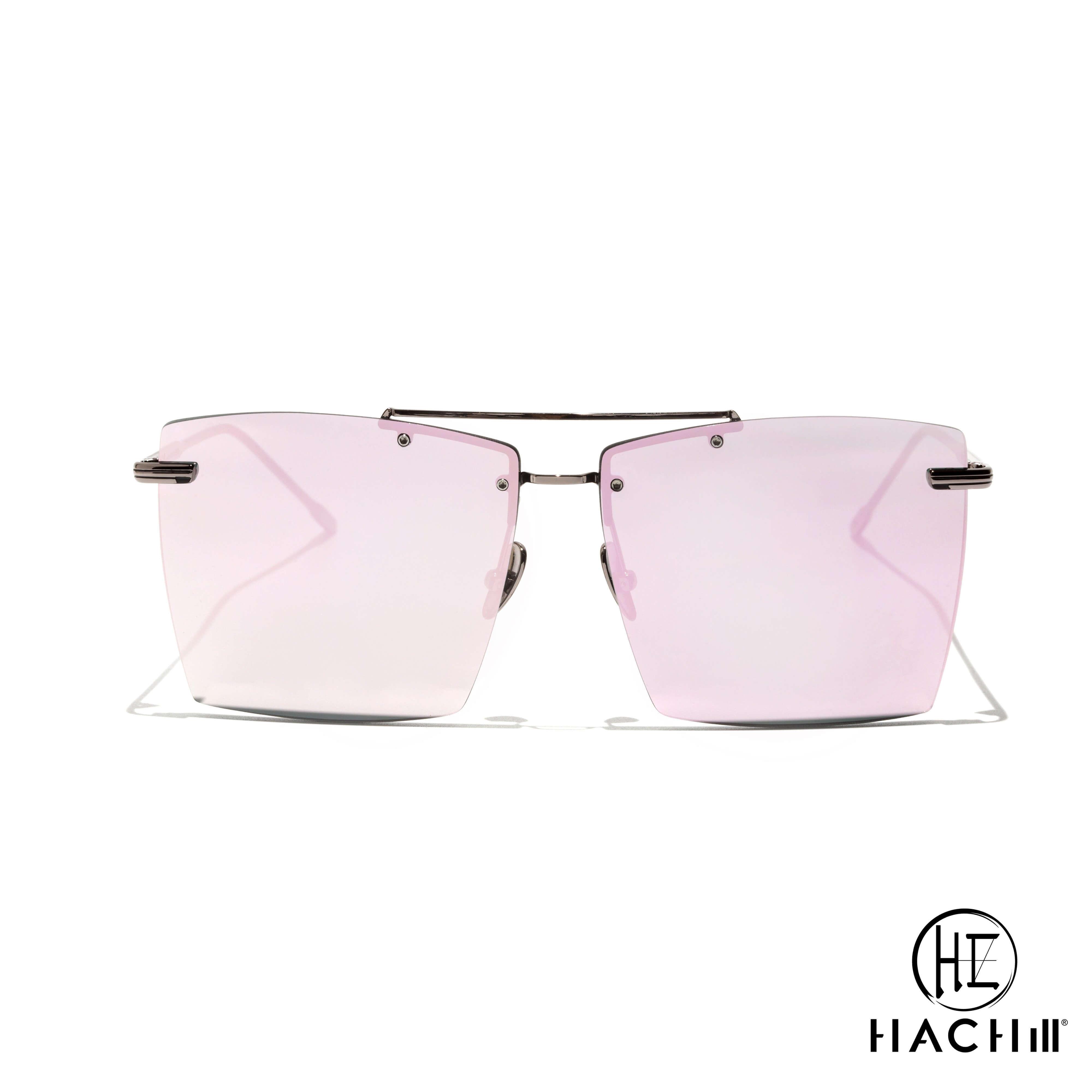 Hachill 太阳眼镜 HC8286S-C3 淡灰色
