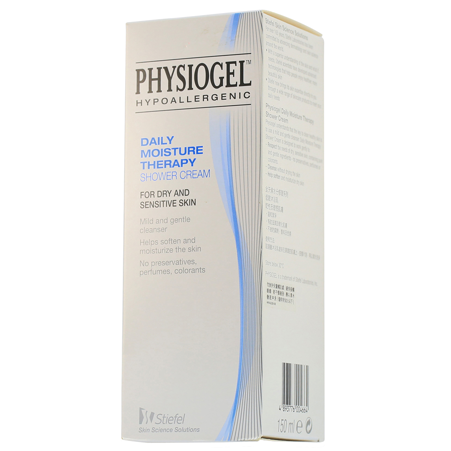 Physiogel 全天候水分修复系列低敏沐浴乳 150ml