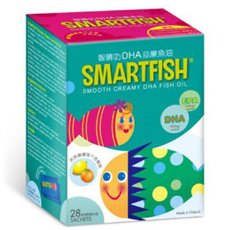 Smartfish 智睛叻DHA鱼油 5g*28包
